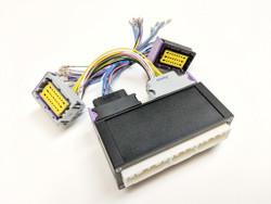 ECUMaster Gen 2 93 and Gen 3 Toyota MR2 3SGTE PNP Adapter for EMU Black