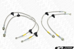 Goodridge G-Stop Stainless Steel Brake Lines - GS300 / 400 / 430