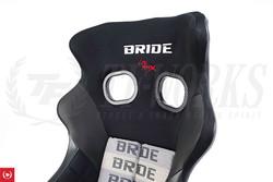 Bride XERO CS - Black / FRP