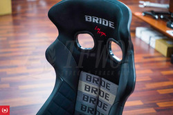 Bride Xero CS - Black / FRP