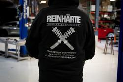 Reinharte Racing Suspension Zip-Up Hoodie