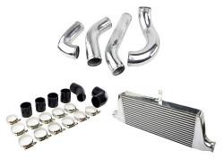 ISR Performance - Front Mount Intercooler Kit - Nissan S13/S14 2JZ Swap