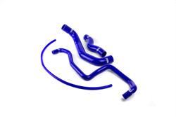 ISR Performance - Silicone Radiator Hose Kit Nissan 350z 03-06 - Blue