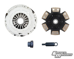 ClutchMasters FX400 Clutch Kit ZF 6Spd Transmission - 6 Puck / 550hp