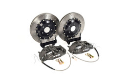 AP Racing Radi-CAL 9668/372mm Competition Front Brake Kit by Essex - Tesla Model 3