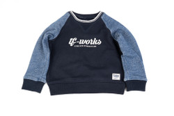 TF-Works FAEC Sweater - Navy Blue