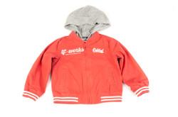 TF-Works FAEC Bomber Jacket - Pink (Size 2T)
