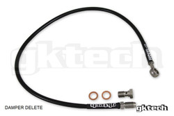 GKTECH - S13/S14/S15 Braided Clutch Line - RHD/LHD