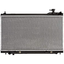 CSF OEM Replacement Aluminum Core Radiator - Nissan 350Z (VQ35DE)