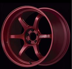 "Yokohama Advan R6 20"" Racing Candy Red"