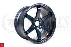 Volk Racing TE37SL 19x9.5 +22 / 19x10.5 +35 (5x112) A90 Supra Fitment