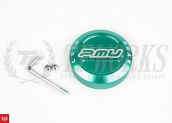 Project Mu Billet Cap for Brake Master Reservoir:  FRS & BRZ / Subaru / S15 / Mitsubishi