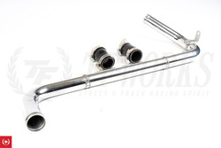 TF-Works K-swap Lower Radiator Hard Pipe for S-chassis