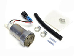Walbro 450LPH E85 In Tank  Fuel Pump with Install Kit