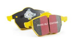 EBC YellowStuff Rear Brake Pads - Nissan 240sx S13 S14