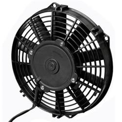 "SPAL 9"" 12V  Low Profile Radiator Electric Fan - 590 CFM"