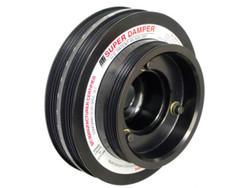 ATI - Super Damper Crank Pulley - Nissan 240SX KA24DE / KA24