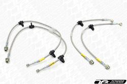 Goodridge Stainless Steel Brake Lines (Front & Rear) - R35 GTR 09+