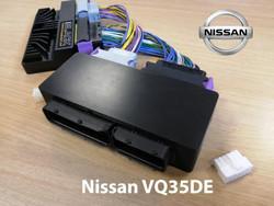 ECUMaster Pnp Harness for Nissan 350Z 03-04 VQ35DE - EMU Black