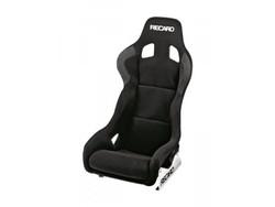 Recaro - Profi XL Seat - Black Velour / White Logo
