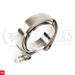 "Stainless Bros 4.0"" V-Band Clamp Assembly"