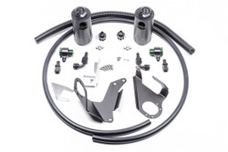 Radium Engineering - Dual Catch Can Kit - Nissan 370Z