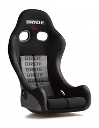 Bride ZIEG IV - Gradation Logo / Super Aramid-Black Carbon