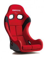 Bride ZIEG IV - Red Logo / Super Aramid-Black Carbon