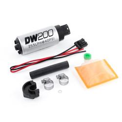 DeatschWerks 255lph Fuel Pump with Install Kit - Nissan 240SX S13 89-94