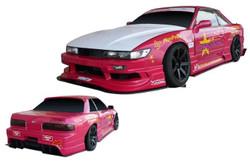 ORIGIN Lab S13 Silvia Racing Line
