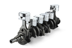 Tomei - Stroker Kit Full Counter - RB26DETT 2.8L / 2.6L