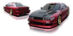 ORIGIN Lab S13 Silvia Stream