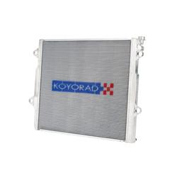 Koyo N-Flo Aluminum Radiator - 03-09 4Runner V8 / 03-09 Lexus GX470