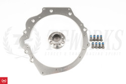 DomiWorks 2JZ to S55 DCT Transmission Adapter Kit