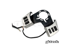 GKTECH - Z33 350Z/G35 STEERING WHEEL CONTROL RELOCATION BRACKET *CRUISE CONTROL ONLY*