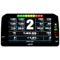 "AiM Sports TFT 6"" Display for PDM - Road Icons"