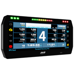 "AiM Sports TFT Dash 10"" Display for PDM"