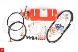 SPA FIA18 FireSense AFFF Fire Suppression Systems, FIA (4L)