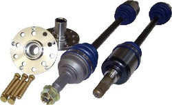 DSS Nissan Skyline R32 / R33 / R34 GT-R Pro-Level Rear Axle -Front Right