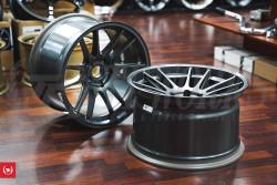 Enkei GTC01-RR 18x11 +16 (5x114) Gunmetallic Wheel