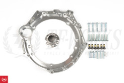 DomiWorks Chevy LS / LT / SB / BB Engine to S55/S63 DCT Transmission Adapter Kit