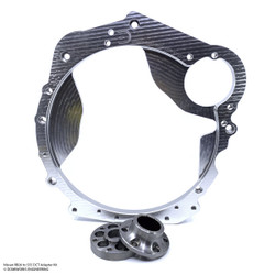 Domiworks Nissan RB20 / RB25 / RB26 / RB30 to S55 DCT Adapter Kit