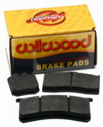 Wilwood Pad Set BP-10 6812 DLS DLS Floater DPS 3 Hole