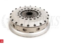 ATS Spec 1 Twin Plate Metal Clutch - Nissan SR20DET S15 6-speed