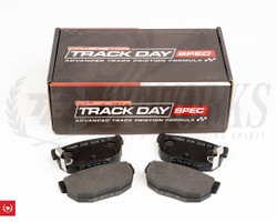 PowerStop Track Day SPEC Brake Pads - 240sx S13/S14 Rear