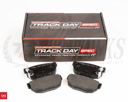 PowerStop Track Day SPEC Brake Pads - Z32 300ZX / R32 GTR / 06-07 WRX Front