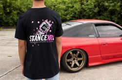 Stance Suspension Sakura XR1 T - Shirt
