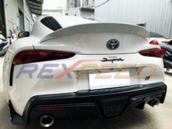 Rexpeed V2 Paint Matched Spoiler - 2020+ Toyota Supra