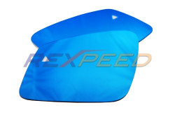 REXPEED POLARIZED BLUE MIRRORS WITH HEATED ANTI FOG & BLIND SPOT MONITORING - 2020 + GR Supra