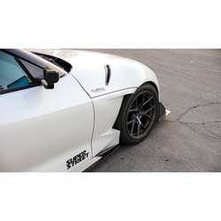 EVS Tuning Front Fenders (FRP) - Toyota Supra A90 2020+
